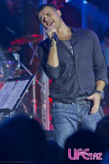 Эмин Агаларов выступит с очередным концертом в Баку