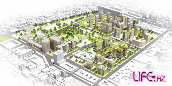 Будущий возможнвый план обвновления части Баку именуемой «Советской» [Фото]