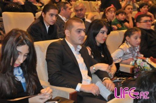 В Баку состоялась премьера первого азербайджанского мюзикла «Лейли и Меджнун» [Фото]