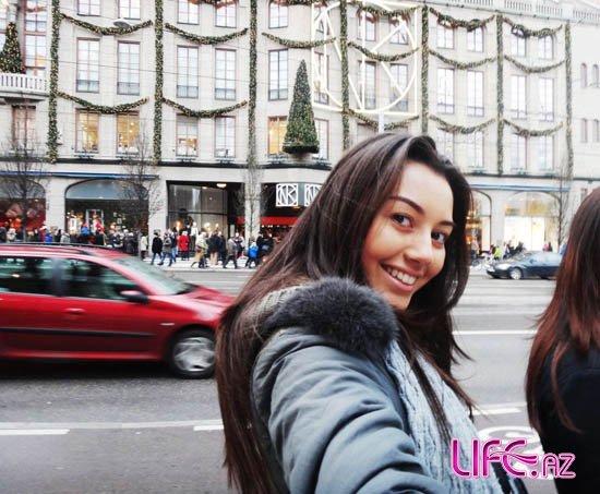 Сафура снимает клип на песню «Paradise» в Европе [Фото][Видео]
