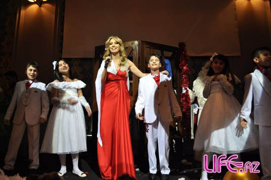 Азербайджанская певица представила новый проект [Фото]