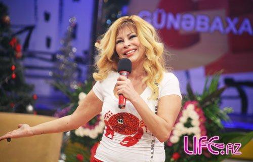 Айгюн Кязымова снова блеснула своей красотой [Фото]