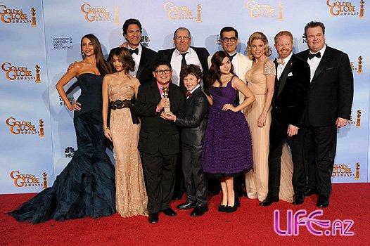 Золотой глобус - 2012: триумфаторы