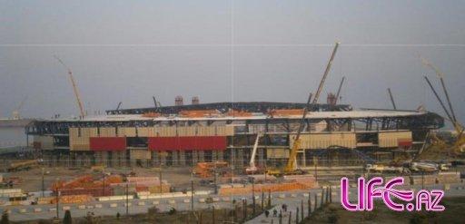 «Baku Crystall Hall» официально подтвержден местом проведения «Евровидения 2012» [Фото]