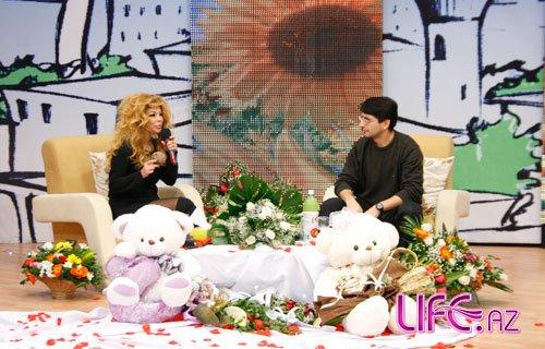 Айгюн Кязымова в день своего рождения выполнила обещание, данное Фаику Агаеву [Фото]