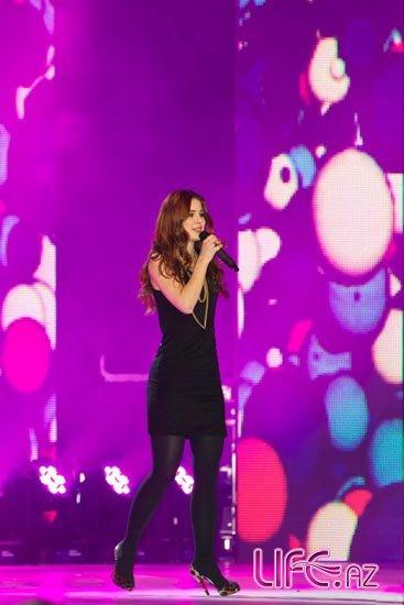 Победительница конкурса «Евровидение-2010» поделилась впечатлениями о Баку