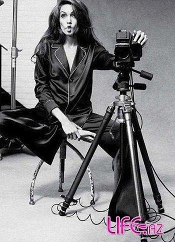 Анджелина Джоли: Однажды я проснулась и осознала: «Боже, я актриса!» [Фото]