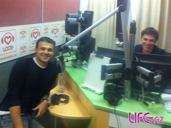 EMIN на Love radio [Фото]