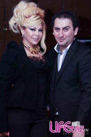Фотоотчет с дня рождения Айгюн Кязимовой