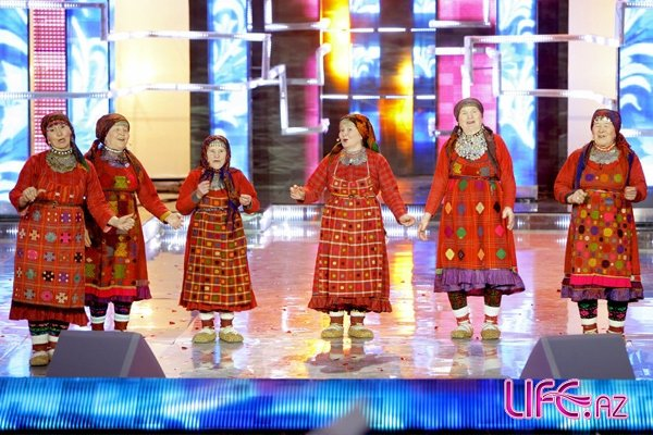 На «Евровидение 2012» от России отправятся «Бурановские бабушки»