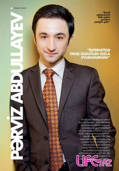 Парвиз Абдуллаев записал новые песни