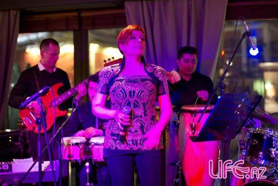Тунзаля Агаевой выступила концертом в Москве [Фото]