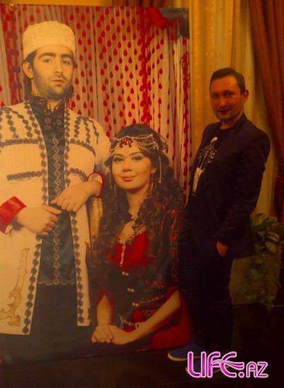 Эльшад Хосе и Оксана Расулова поженились [Фото]