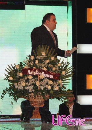 Эльнур Мамедов и Натаван Хабиби встретились на ринге [Фото]