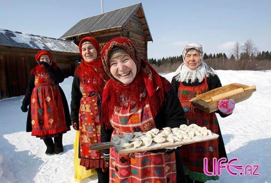 «Бурановские бабушки» поделились впечатлениями о Баку в России [Видео]