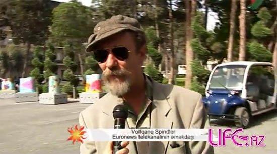 Популярный журналист «Euronews» дал совет гостям «Евровидения 2012»