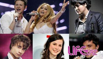 Победители «Евровидения» последних пяти лет выступят в Баку