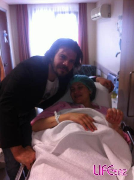 Гюнай Мусаева стала матерью [Фото]