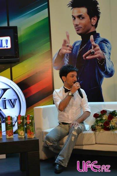 Народный артист Фаик Агаев стал гостем передачи «Arxiv» [Фото]