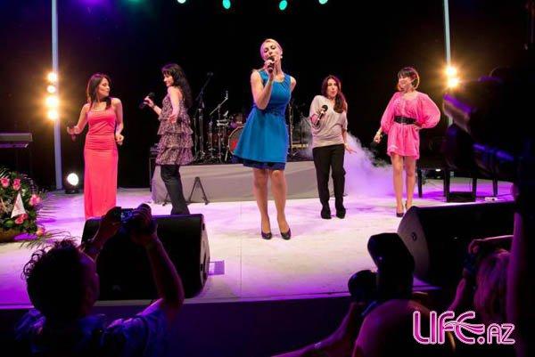 «Бурановские бабушки» провели концерт в Sea Breeze [Фото]