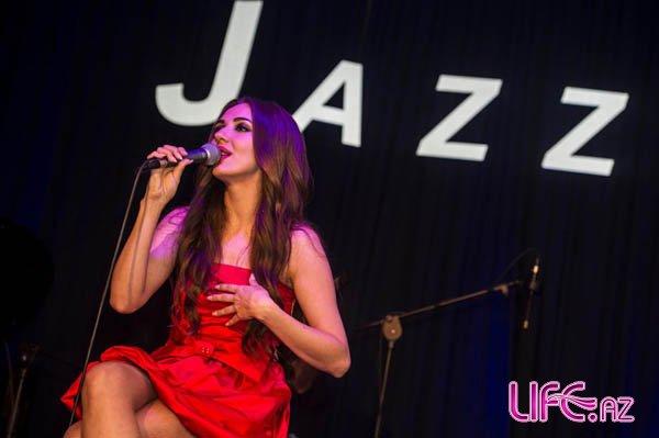 Состоялся вечер в честь азербайджанской исполнительницы «Евровидения-2012»  ...