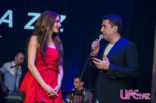 Состоялся вечер в честь азербайджанской исполнительницы «Евровидения-2012» Сабины Бабаевой [Фото]