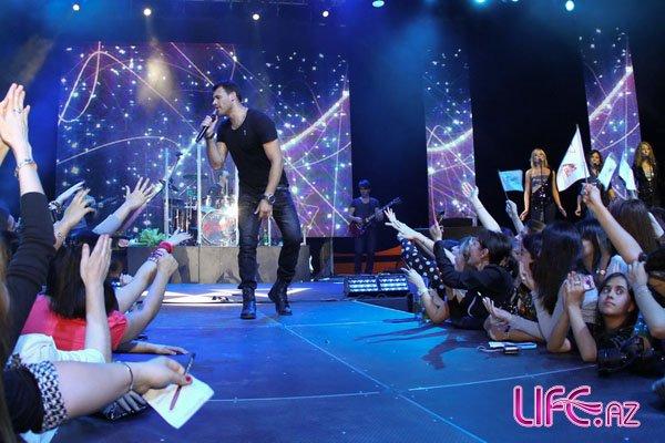 EMIN даст очередной концерт в Баку
