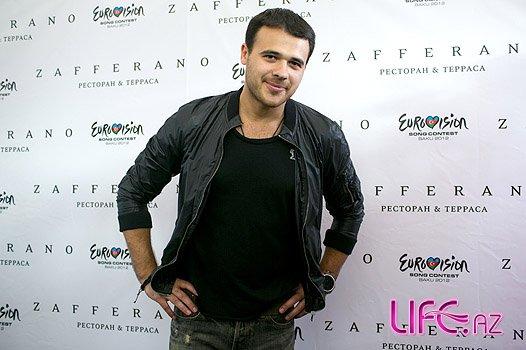 В Москве состоялся специальный вечер «Afterparty Eurovision 2012» [Фото]