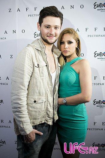 В Москве состоялся специальный вечер «Afterparty Eurovision 2012» [Фото] ...