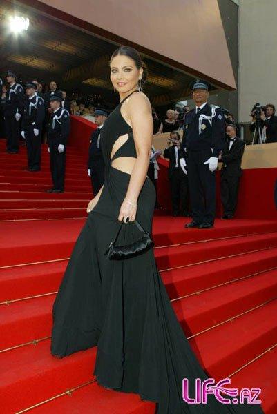 Итальянская актриса Орнелла Мути посетила Баку