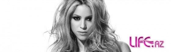 Шакира написала на своем сайте о концерте в Баку