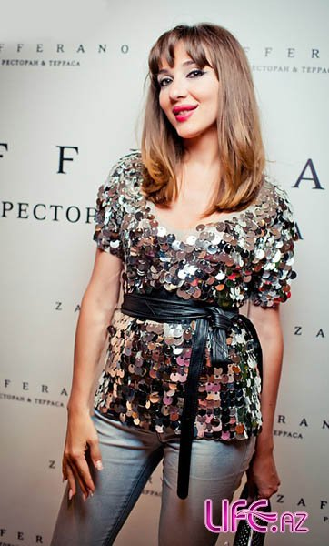 Новая песня Сабины Бабаевой