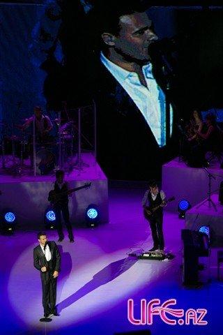 Emin выступил с очередным концертом в Зеленом театре