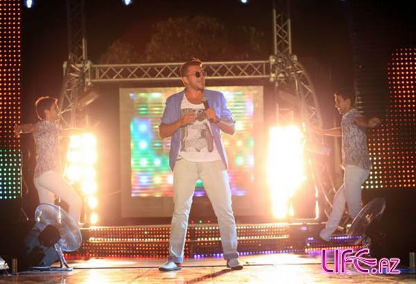 Ройа и Рагим Рагимли выступили концертом в Загаталах [Фото]