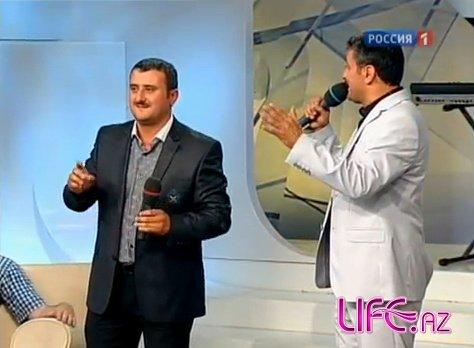 Азербайджанские мейханисты стали гостями программы «Прямой эфир» на теле ...