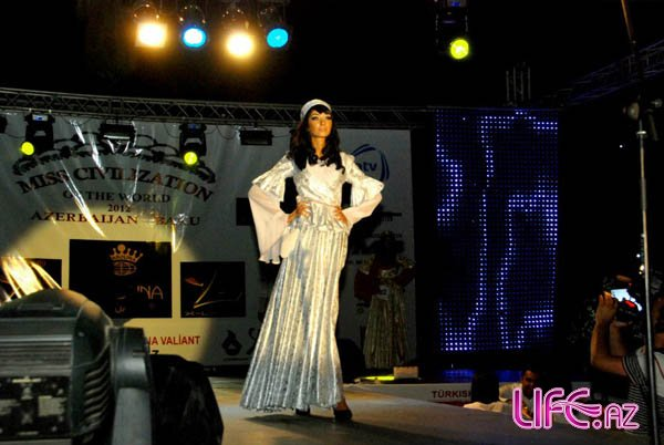 Победительницей конкурса для участия «Miss Civilization of The World 2012» стала самая юная участница [Фото]