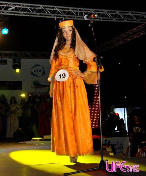 Победительницей конкурса для участия «Miss Civilization of The World 2012»  ...