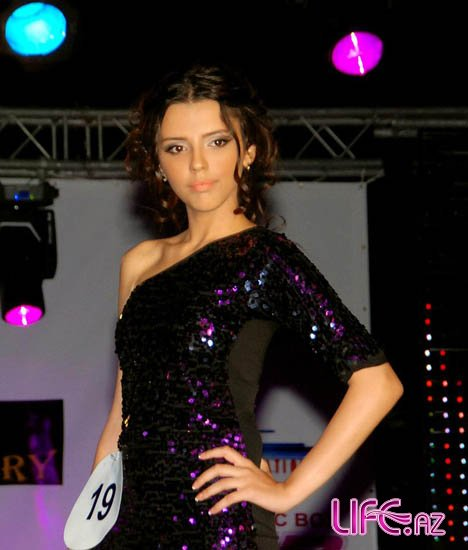 Азербайджанская красавица готовится к «Miss Civilization of The World 2012» ...