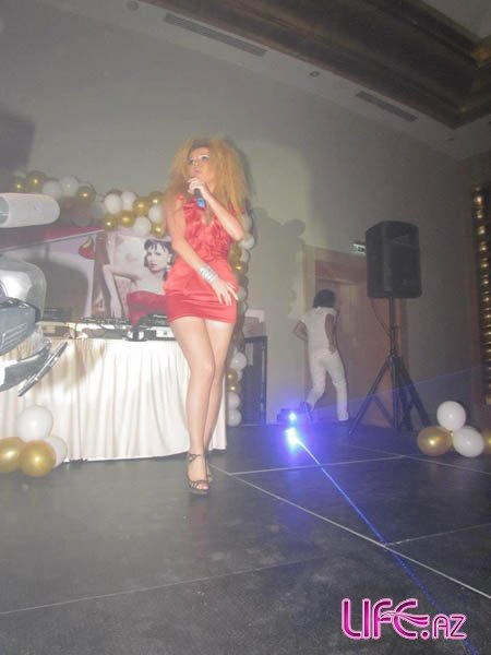 Клубный концерт клубнички Севды Яхъяевой [Фото]