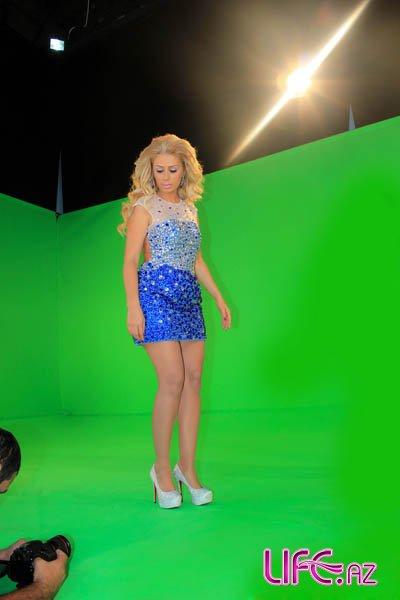 Роза Зергерли сняла клип на песню «Atesh» [Фото]