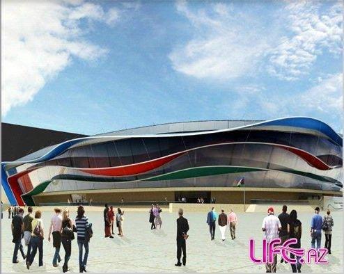 Дворец Спорта – Национальная Гимнастическая Арена - National Gymnastics Are ...