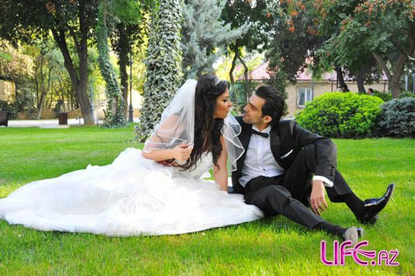 Популярный азербайджанский ди-джей женился [Фото]