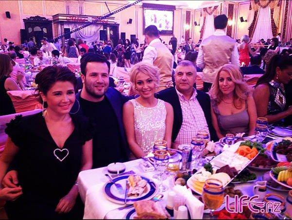 Состоялась свадьба участницы «Евровидения 2012» Сабины Бабаевой ...