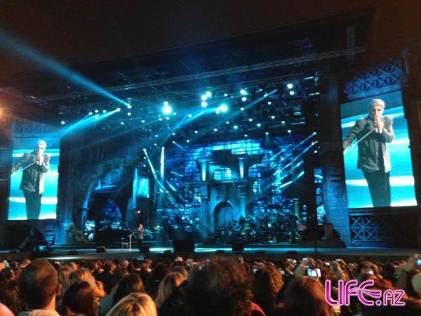 EMIN посетил концерт Адриано Челентано [Фото]
