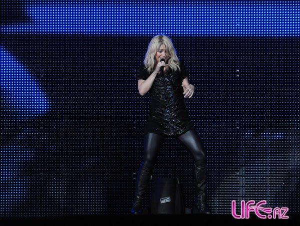 Шакира поделилась очередным видеороликом о поездке в Азербайджан [Видео]