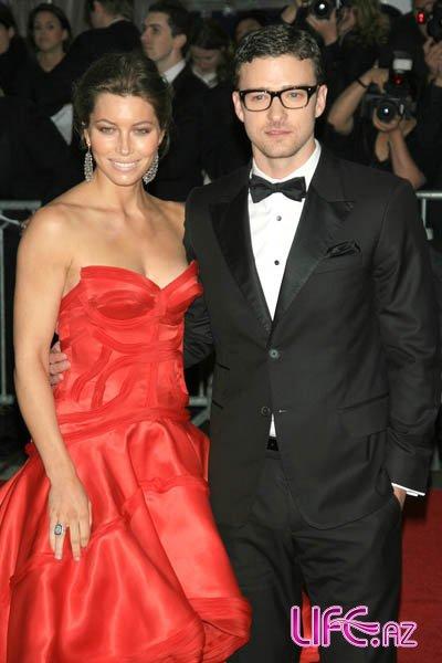 В Италии состоялась свадьба Джастина Тимберлейка и Джессики Бил