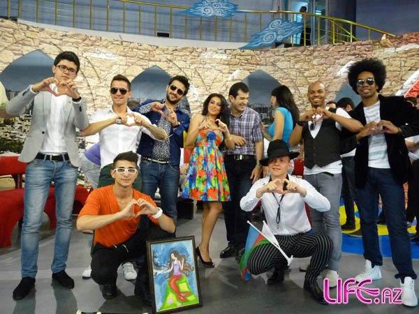 Группа Mandinga соскучилась по друзьям из Азербайджана