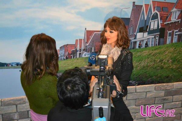 Сабина Бабаева и участники от Азербайджана на конкурсе «Детское Евровидение ...