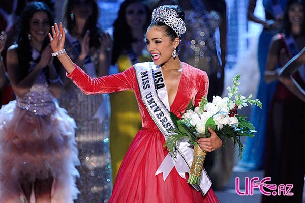 Стала известна победительница конкурса «Мисс Вселенная» [Фото]