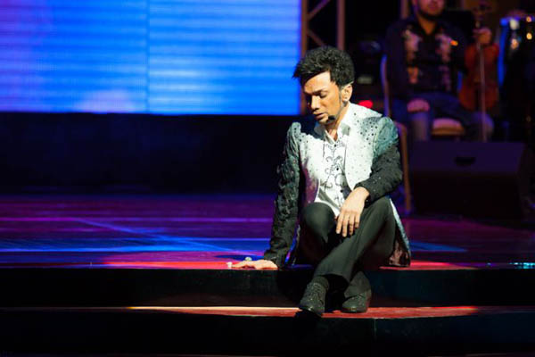 Грандиозный концерт Фаика Агаева